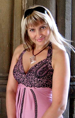 Ukraine bride  Nellya 48 y.o. from Chernovtsy, ID 55942