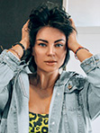 Single Ukraine women Yuliya from Cherkassy