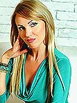 Single Ukraine women Oksana from Lugansk