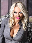 Single Ukraine women Alla from Kiev