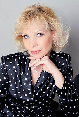Ukraine bride  Larisa 61 y.o. from Poltava, ID 53408