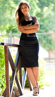 Ukraine bride  Alla 37 y.o. from Sumy, ID 57417