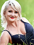 Single Ukraine women Lyudmila from Uman
