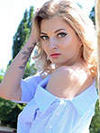 Single Ukraine women Irina from Zhitomir