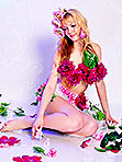 Single Ukraine women Mariya from Lugansk