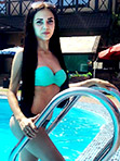 Single Ukraine women Aleksandra from Rubezhnoe