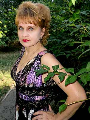 Ukraine bride  Tat'yana 48 y.o. from Mariupol, ID 81675