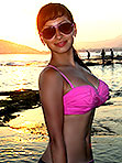 Single Ukraine women Diana from Kharkov
