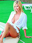 Single Ukraine women Irina from Odessa